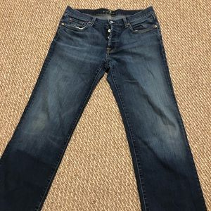 Men's 33x30 7 For All Mankind Jeans